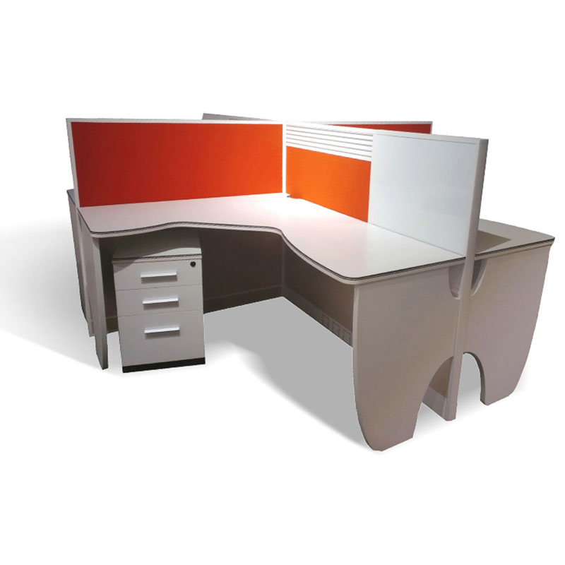 Fenghe-Modern office cubicles for sale with OEM or ODM services Fenghe