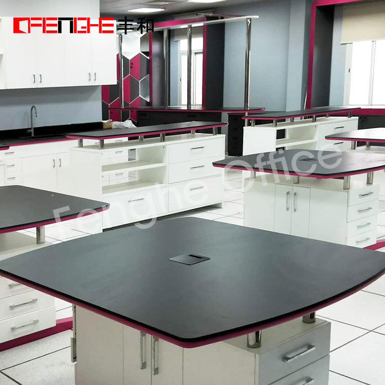 Famous technology company's laboratory in Dubai Project