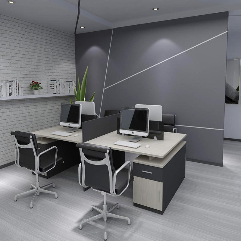 Office building with all types of office furniture in Singapore Project