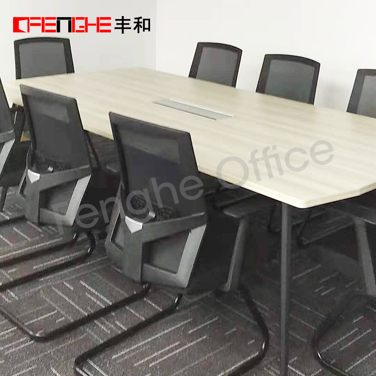 Fenghe-Best Office Partitions Project Qatar Office Furniture Project | Case