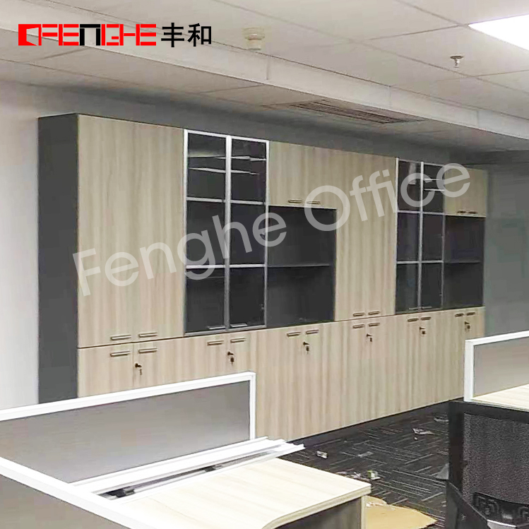 Fenghe-Best Office Partitions Project Qatar Office Furniture Project | Case-1