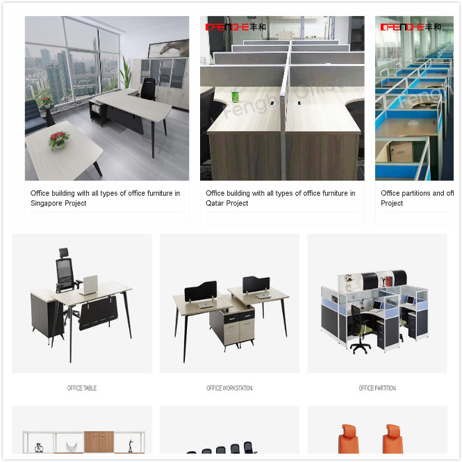 Fenghe-News About The Advantages Of Fenghes Office Cubicle, Check