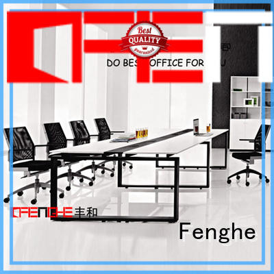modern meeting table room with casters for training area