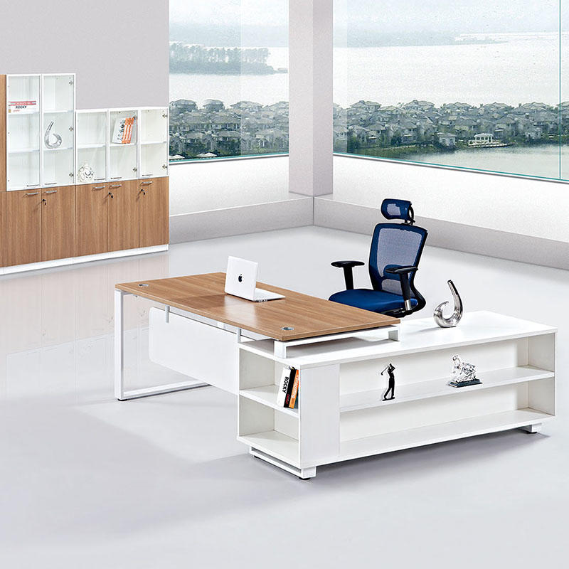 Luxury standing modern commercial furniture european office executive desk GH101