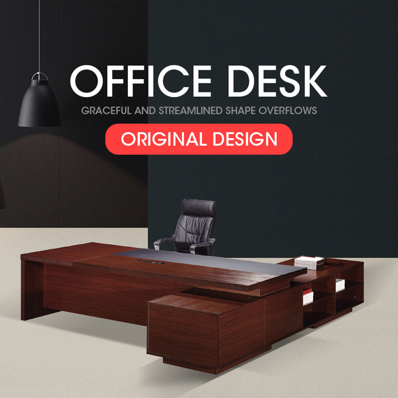 Fenghe-Contemporary office desk supplier丨cheap manager office tables-1
