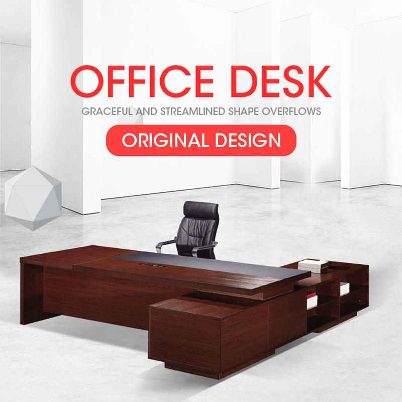 Fenghe-Contemporary office desk supplier丨cheap manager office tables-2