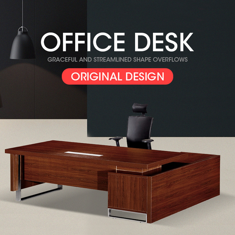 Fenghe-Professional executive office desk supplier丨Modern Office Table-2