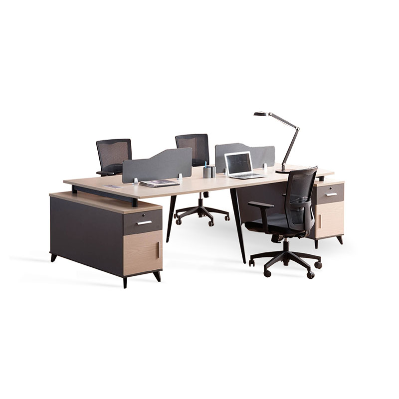 Fenghe-Top Sale office workstation with modern style steel leg and cheap price