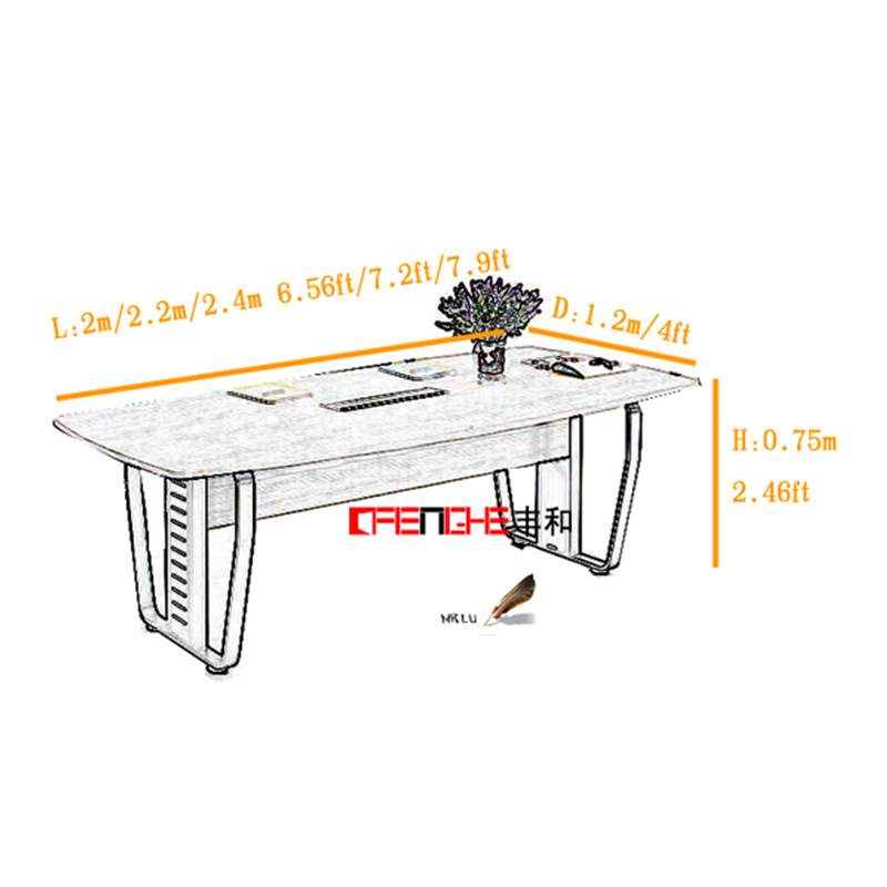 Fenghe-High-quality meeting table with cheap price丨Buy conference table