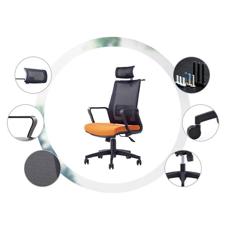 Modern Office Furniture CEO Executive High Back Mesh Chair A-8103