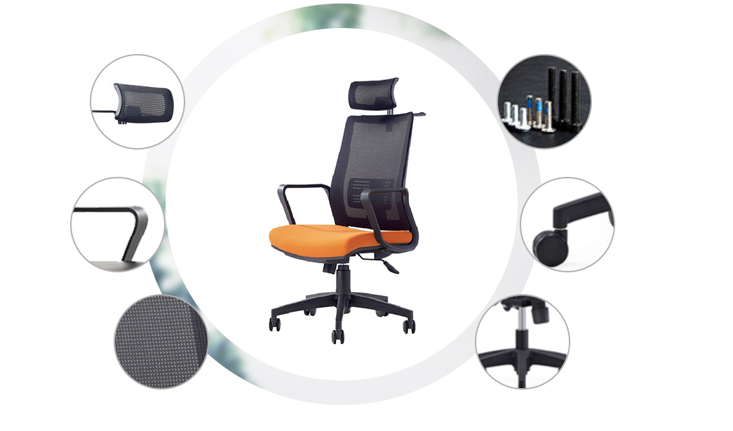 Fenghe-Cheap computer chairs manufacturer丨OEM mesh office chairs