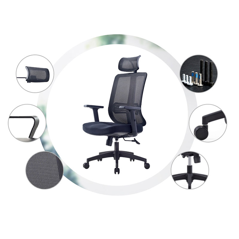 Fenghe-Comfortable ergonomic computer chair from Fenghe Office furniture