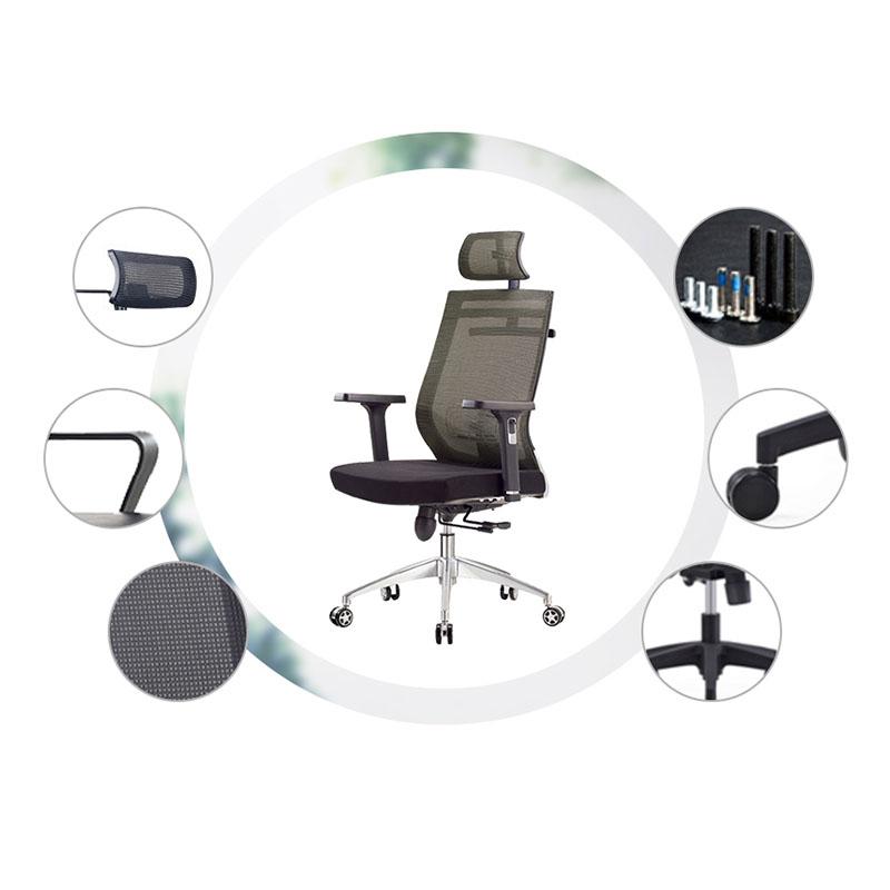 Fenghe-best ergonomic office chair Manufacturer with adjustable headrest