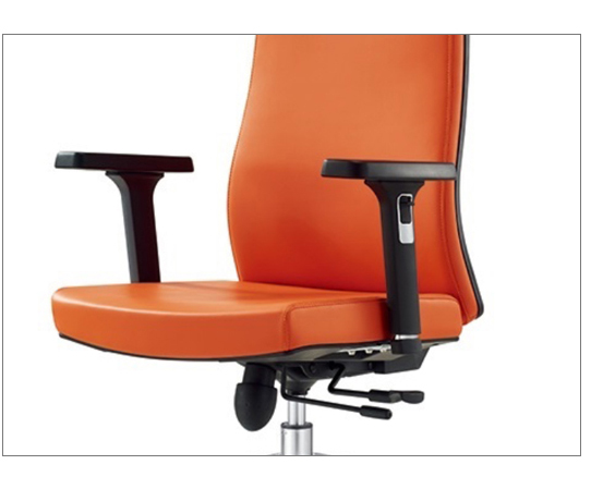 Fenghe-Modern best ergonomic office chair with Leather for Boss offices-2