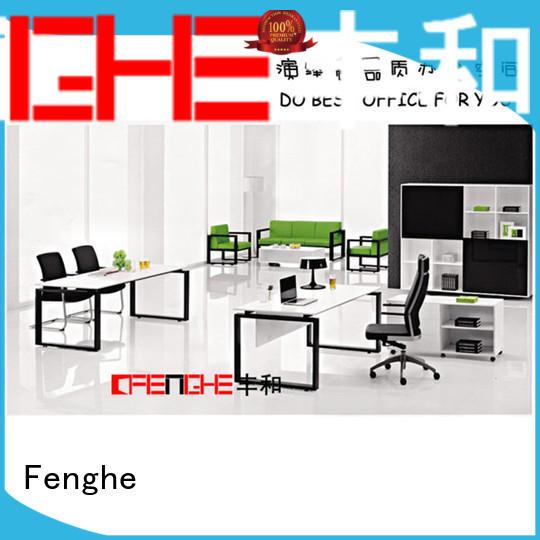 Fenghe modern modern office desk manufacturer for storage area