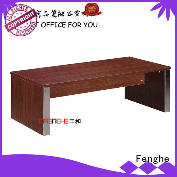 Fenghe office low coffee table dropshipping for interview room