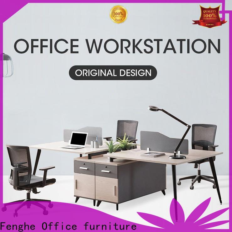 Fenghe stackable workstation furniture manufacturer for ceo office