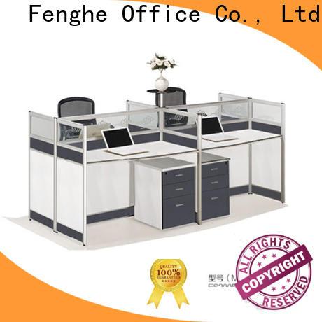 Fenghe sample color modular office furniture supplier