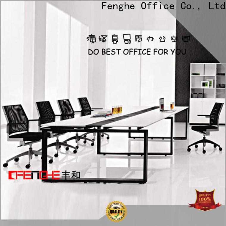 Fenghe design conference tables manufacturer for training area