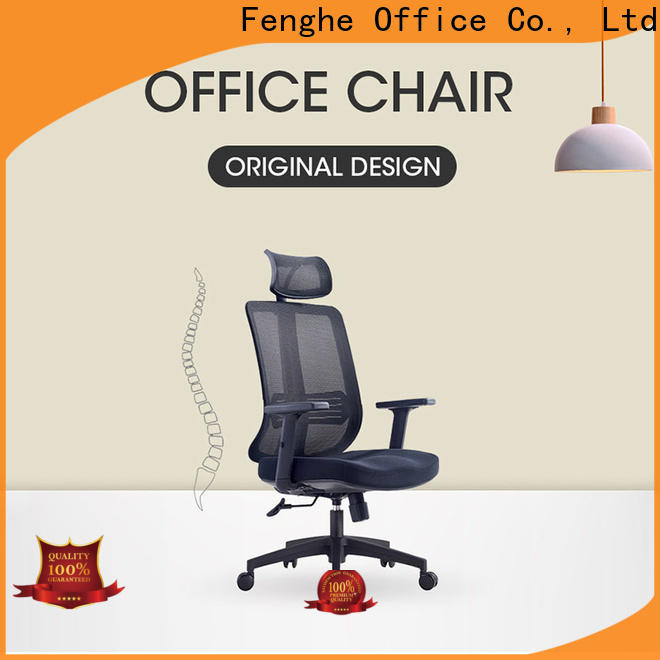 ergonomic computer chair a8103 with layer for storage area