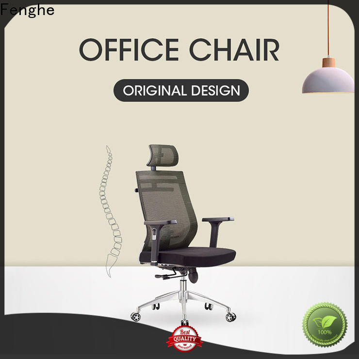 Fenghe stylish best ergonomic office chair cupboard for storage area