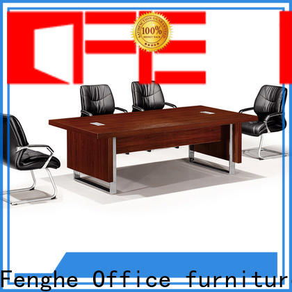 Fenghe office conference room tables with arms for conference area