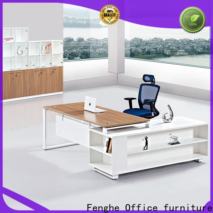 Fenghe modern executive office furniture cupboard for sale