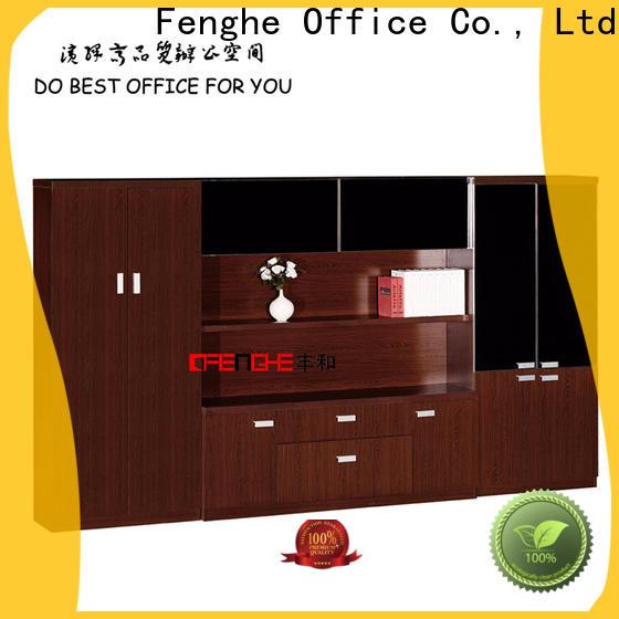 Fenghe good-looking Modular Bookshelf supplier for ceo office