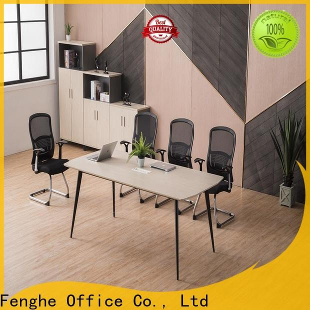 meeting conference tables design with arms for training area